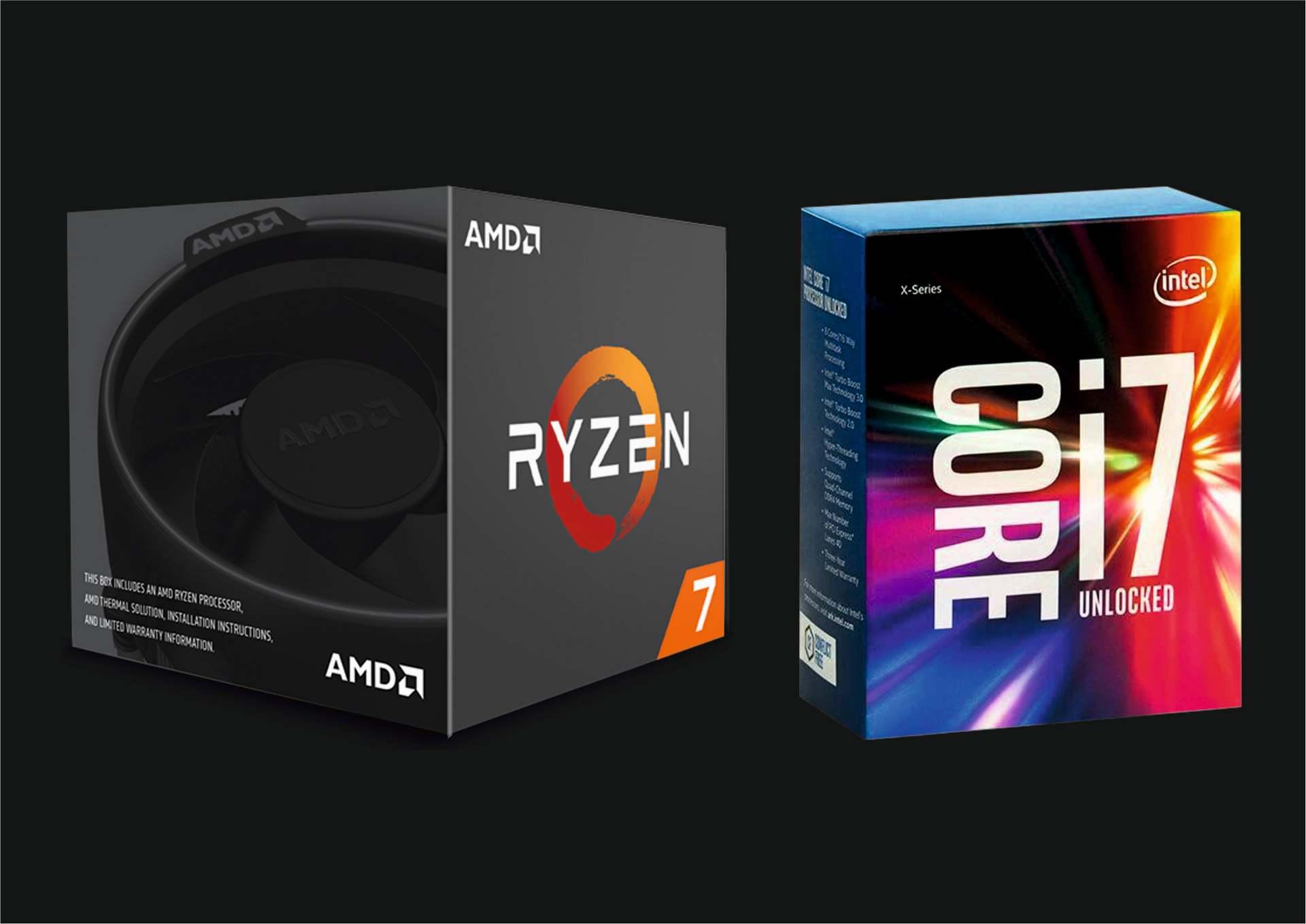 AMD ve Intel İşlemci Savaşları